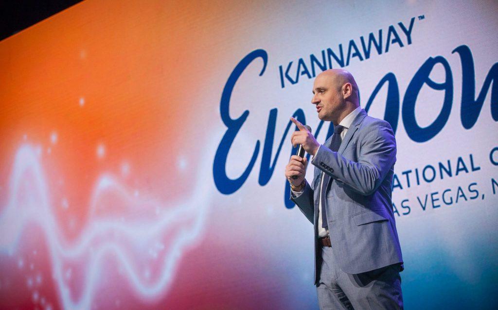 Stephen Jones, Chief Marketing Officer de Kannaway