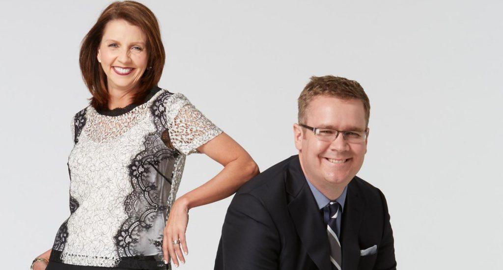 Ann Dalton y Andrew McBride