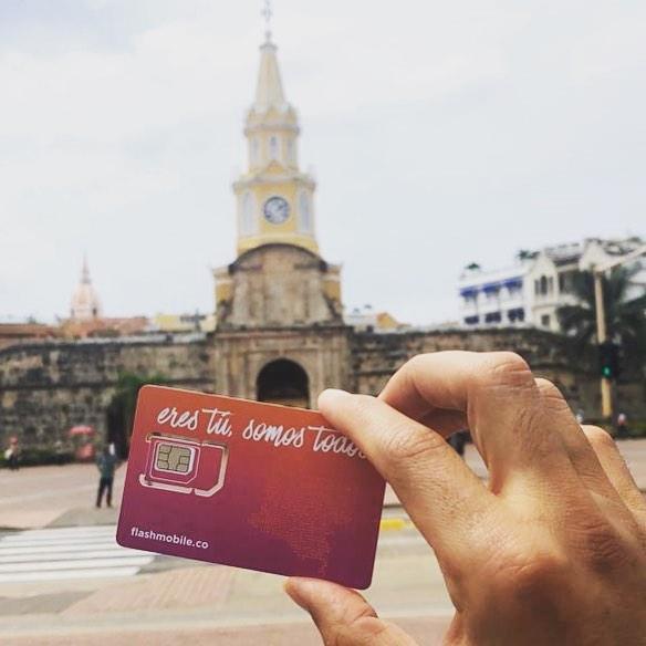 Flash Mobile se ha posicionado en Colombia.