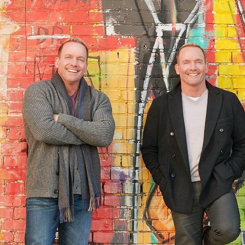 Mike y Tony Cupisz