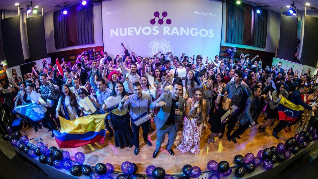 Evento MELiUS na América Latina.