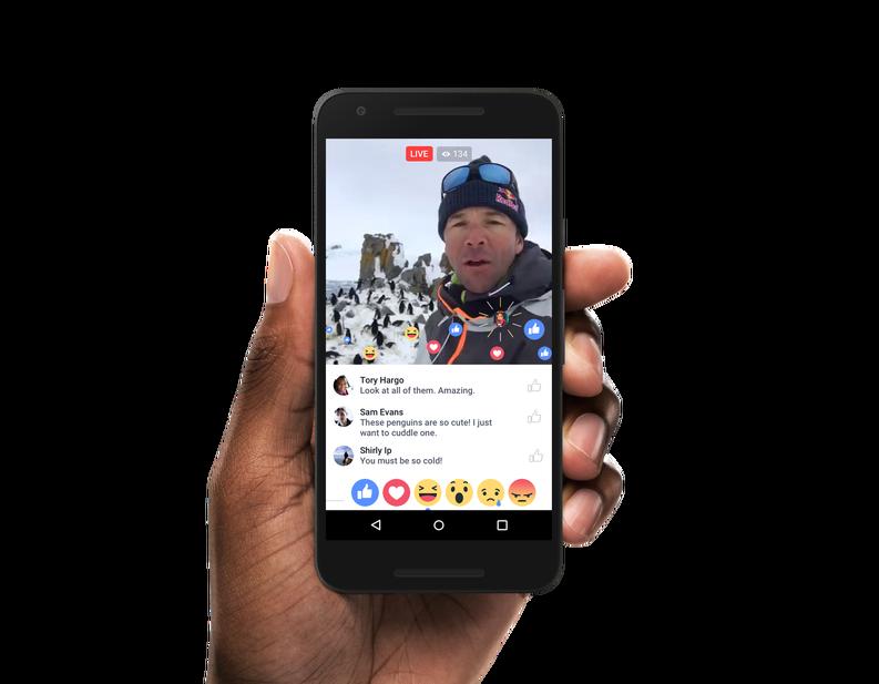 Facebook Live es una gran herramienta en el marketing de atracción.