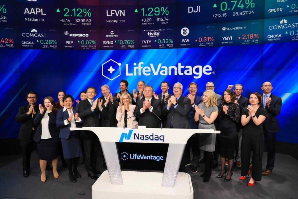 LifeVantage en NASDAQ