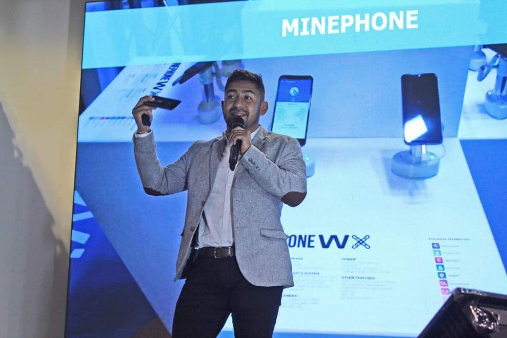 Daniel Aguilar, presidente de Wings Mobile Colombia.