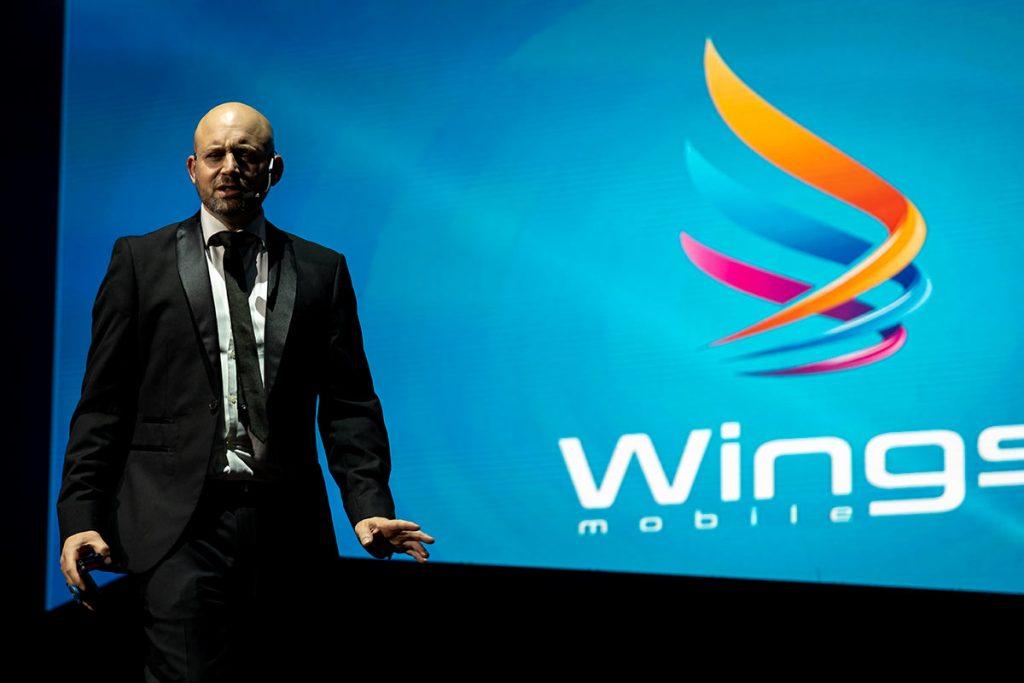 David González, Director de afiliados de Wings Mobile.