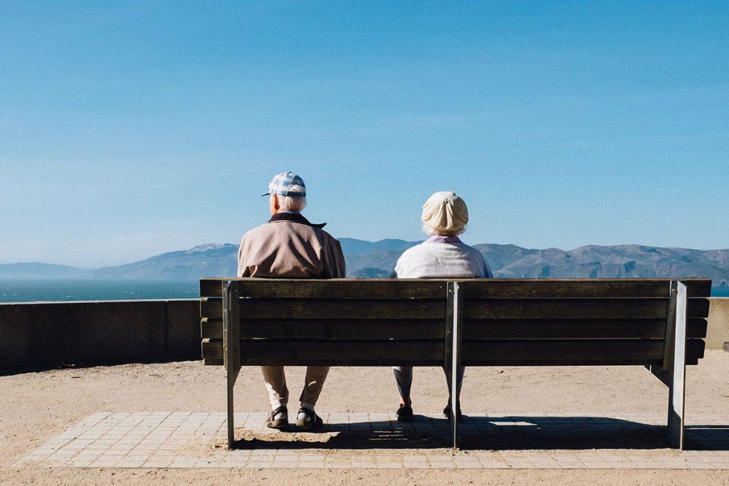 La población en edad de pensión sigue creciendo.