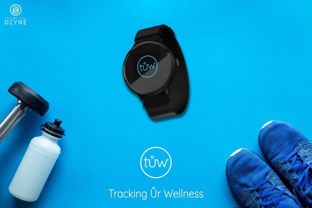 tůw, el Smartwatch de ByDzyne.