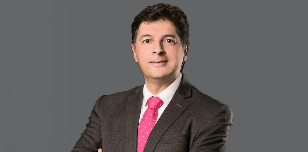 Gustavo Gómez director de Nikken para América Latina