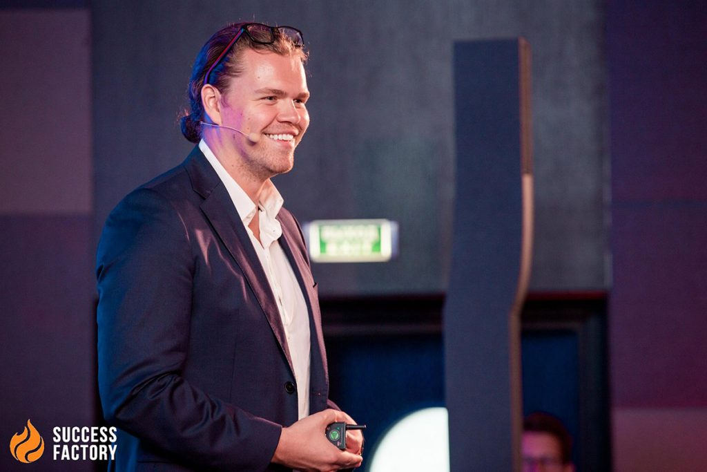 Nils Grossberg, CEO de Success Factory