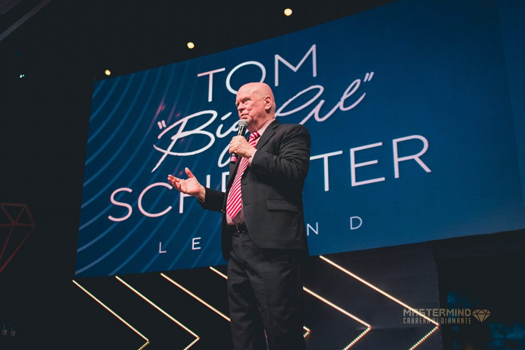 Tom 'Big Al' Schreiter no Peru