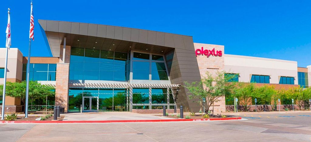 Sede mundial de Plexus Worldwide en Scottsdale, Arizona.