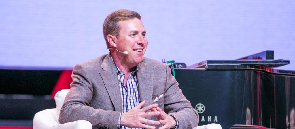 Tarl Robinson, fundador y CEO de Plexus.