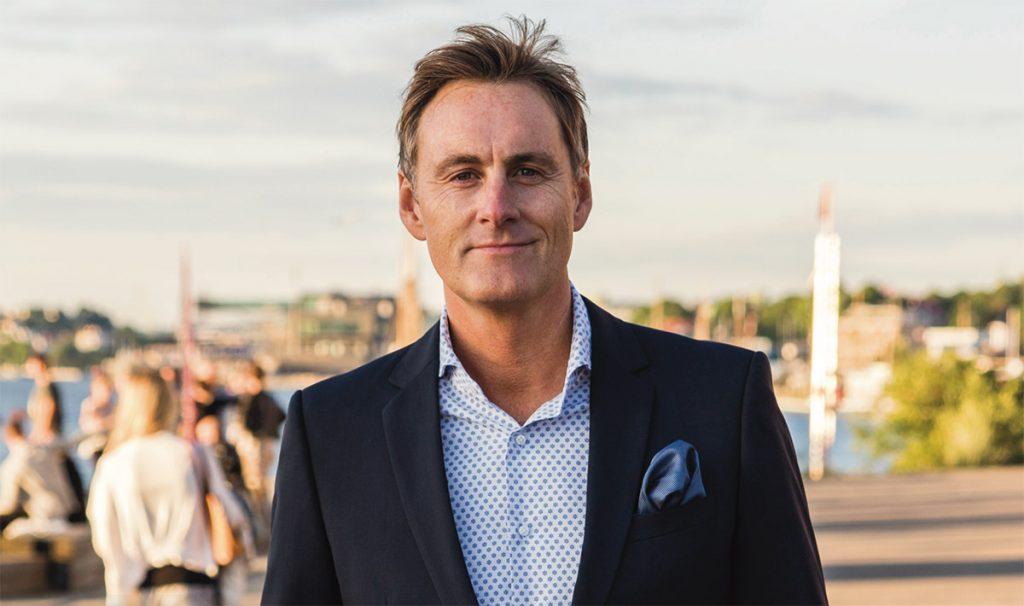 Dag Bergheim Pettersen, CEO de Zinzino