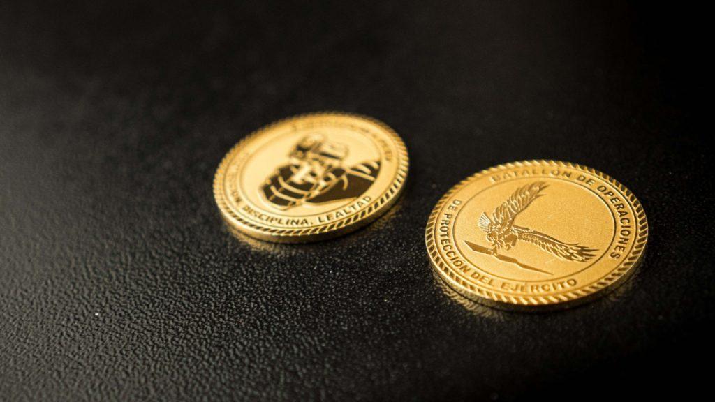 Medalla de reconocimiento